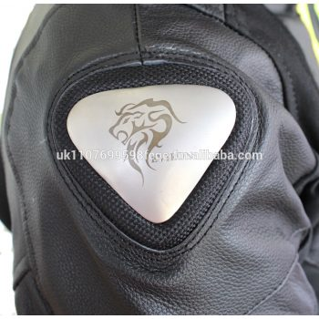 Motorbike Protective Leather Jacket supersp11eed