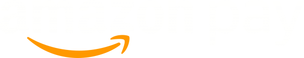 Amazon Pay logo fullcolor negative