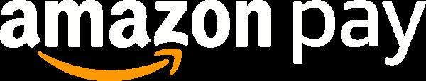 Amazon Pay logo fullcolor negative
